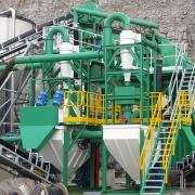 Unidade compacta de hidrociclonagem HYDROSET